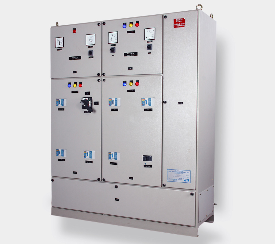 D.J. ELECTRO CONTROLS MANUFACTURING – CONTROL PANEL BOARDS